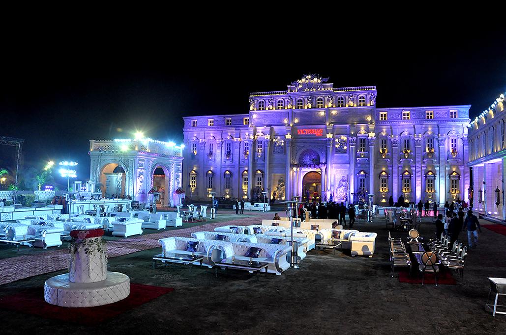 Venues in delhi wedding venues party halls lawns hotels victorian palace gt karnal road alipur junglespirit Gallery