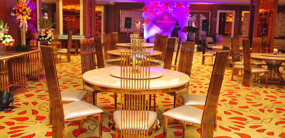 The monarch indirapuram ghaziabad banquet hall