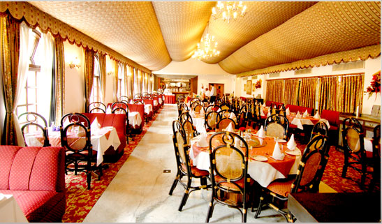 Ashok country resort kapashera restaurant