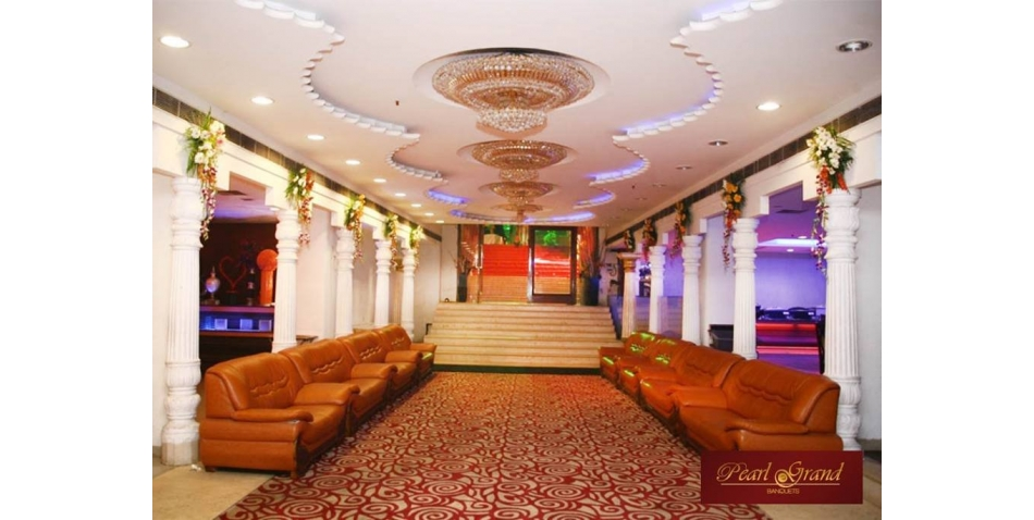 Pearl grand banquet hall